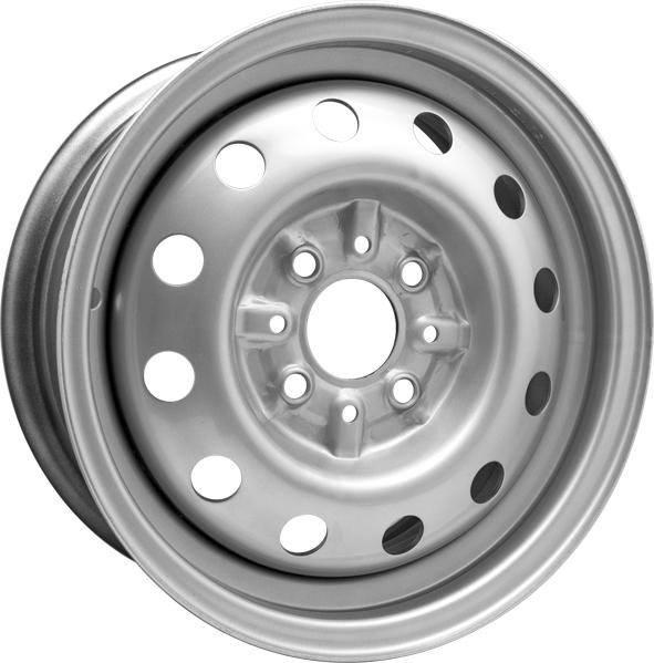 Колесо стальное 5,5Jx13H2 PCD4x98 DIA 58,5 ET 35