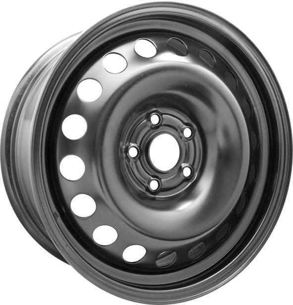 Колесо стальное 6Jx15H2 Volkswagen Polo PCD 5x100 DIA 57,1 ET 38