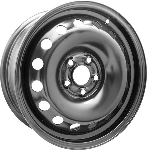 Колесо стальное 6,5Jx16H2 Chevrolet Cruze PCD 5x105 DIA 56,6 ET 39
