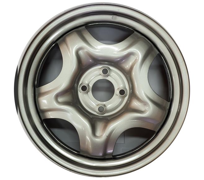 Колесо стальное 6,5Jx16H2 Lada Vesta PCD 4x100 DIA 60.1 ET 50